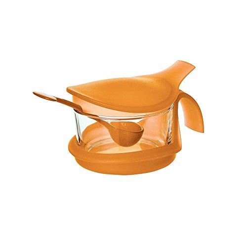 Excelsa Oasi Fromage à pâte à Sucre-Orange - 0,35 L.