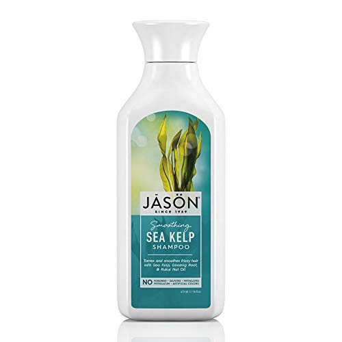 Jason Natural Products Natural Sea Kelp Shampoo, 473ml