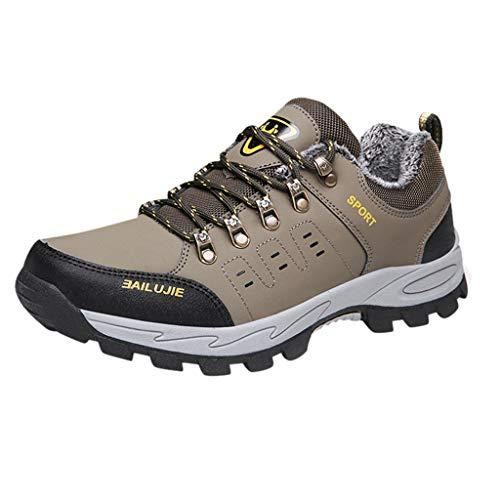 Chaussure de securite Chaussures sécurité Legere des pour Femme Groundwork Peak Incendie Blanche Cuisine Coque Chaussure de securité Homme Montante Travail Cuir Chaussures(Vert,43)