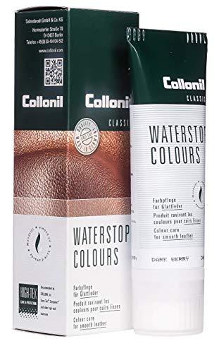 Collonil Waterstop Classic 33030001438_Prune - Betún unisex, color morado, talla Einheitsgröße
