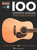 100 Acoustic Lessons: Guitar Lesson Goldmine Series