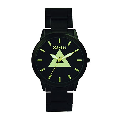 XTRESS Reloj Analógico para Hombre de Cuarzo con Correa en Acero Inoxidable XNA1034-06