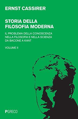 Storia della filosofia moderna: 2