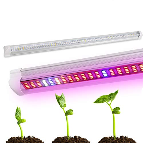48W Full Spectrum Led Grow Light Bar Lamp Strip Voor Hydroponic System Greenhouse Vegetable LED Strip Verlichting Aquarium Planten