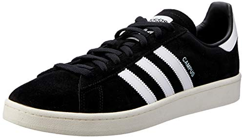 Adidas Campus Bz0084, Zapatillas para Hombre, Negro (Core BlackFootwear WhiteChalk White 0), 42 EU