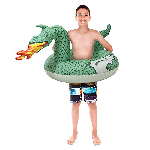 GoFloats Junior Dragon Party Tube