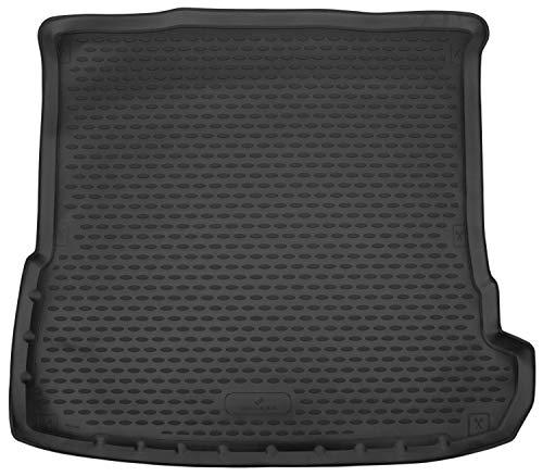 Walser XTR Tapetto per Bagagliaio, Vasca Baule Compatibile con Audi Q7 Anno di Fabbricazione 01/2015 Fino ad Ora