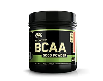 Optimum Nutrition Instantized BCAA Branched Chain Essential Amino Acids Capsules