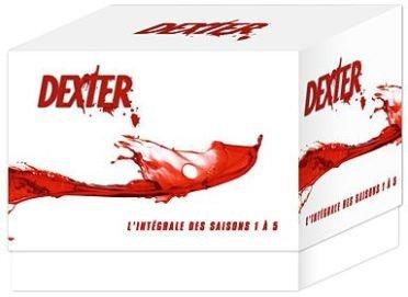 Dexter - L'intégrale des Saisons 1 à 5 [Francia] [DVD]