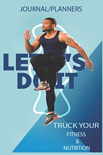 "Truck your fitness & nutrition: Thick Pages , soft Cover,184 PAGES ,6""x9\"",Journal/Planners"