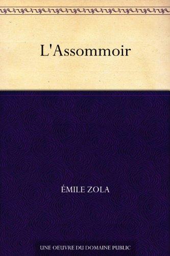 Couverture du livre L'Assommoir