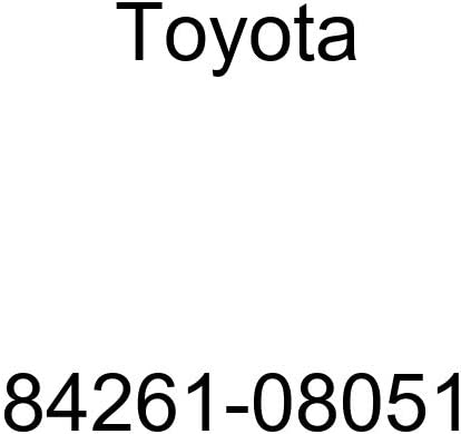 TOYOTA 84261-08051 Slide Max 57% At the price OFF Door Control