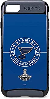 Skinit Cargo Phone Case for iPhone 8 - Officially Licensed NHL 2019 Stanley Cup Champions Blues Design