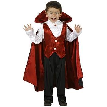 Atosa-95284 Halloween Disfraz Vampiro, Color rojo, 10 a 12 años ...