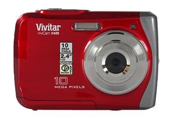 Vivitar 10MP Waterproof Digital Camera - Style and Color May Vary