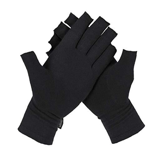 Asien Arthritis-Handschuhe Fingerlose Handschuhe Für Rheumatoide Arthrose Gelenkschmerzen Und Carpel Tunnel Relief Handschuhe