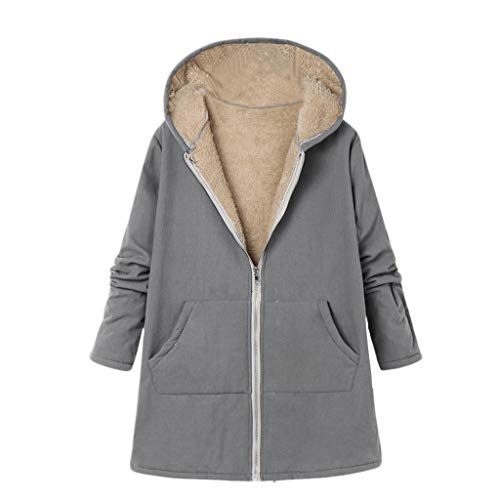 Parka chaqueta abrigada Zara