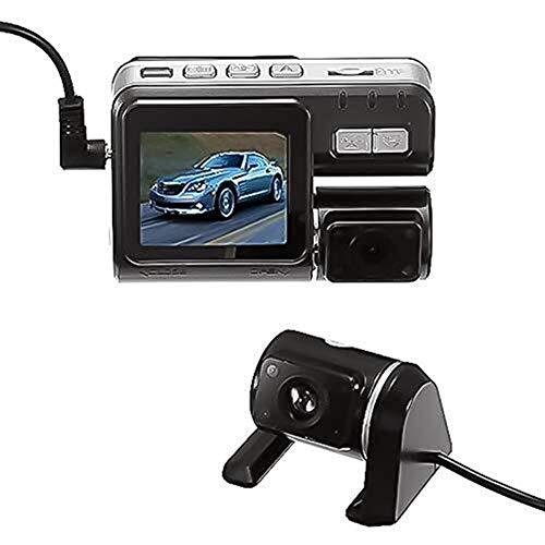 Rilevazione di movimento i1000X6 2.0 pollici 170 gradi di doppia lente angolo Full HD 1080P video dell'automobile DVR, carta di TF (32GB massimo) / Motion Detection guida Video Recorder grato per tutt