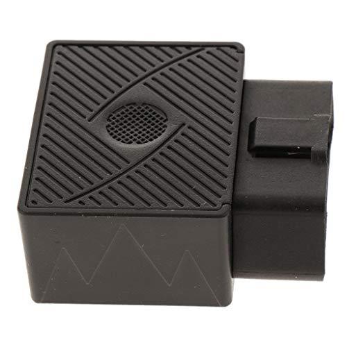 MERIGLARE 1pc Mini OBD Car GPS Vehicle Tracker