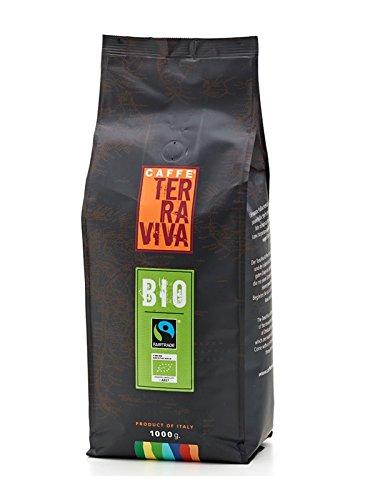 Omkafe Kaffee Espresso - Terraviva BIO - Bohnen 1000g