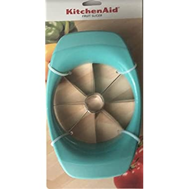 KitchenAid Fruit Slicer, Aqua Sky