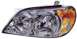 Fits Kia Sedona 2002-2005 Headlight Assembly Driver Side (CAPA Certified)