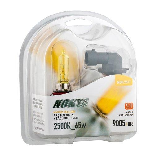 Nokya Arctic Yellow 9005 Headlight Bulb | Amazon