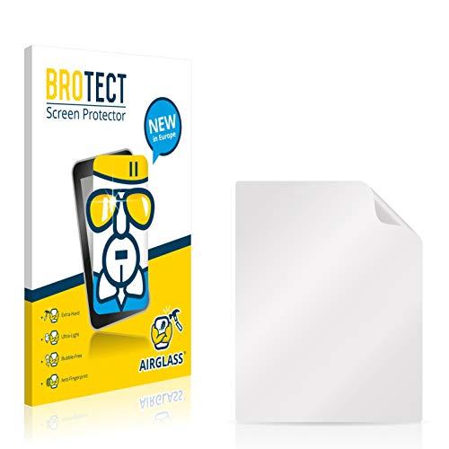 BROTECT Panzerglas Schutzfolie kompatibel mit Kazam Life B6 - AirGlass, 9H Festigkeit, Anti-Fingerprint, HD-Clear