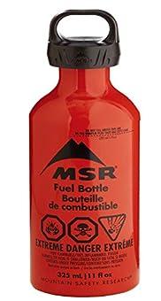 MSR アウトドア バーナー・ストーブ用 燃料ボトル チャイルドロック機能キャップ付き 325ml (11オンス) 【日本正規品】 36830
