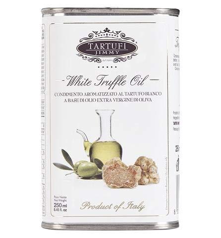 White Truffle Oil,8.45 fl.oz, Vegetarian, Vegan & Gluten Free by Tita italian