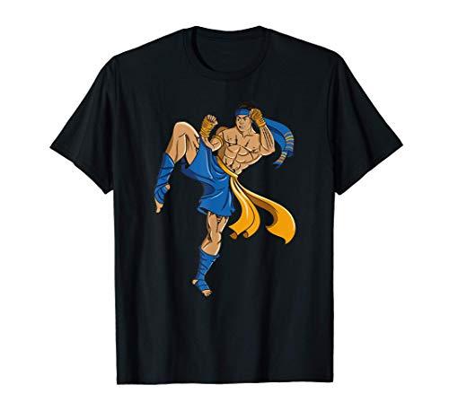 Mui Thai Kampfsport Geschenk T-Shirt