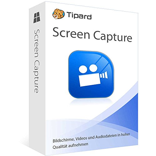 Screen Capture Windows 1-Jahr Lizenz (Product Keycard ohne Datenträger)