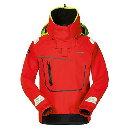 Musto - Vareuse MPX Offshore Race - Rouge, L
