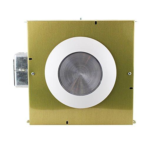 Kirlin照明FRRシリーズ埋め込み型照明器具、frr-05032、シャワー& Super Shallow、32W CFL Horizo
