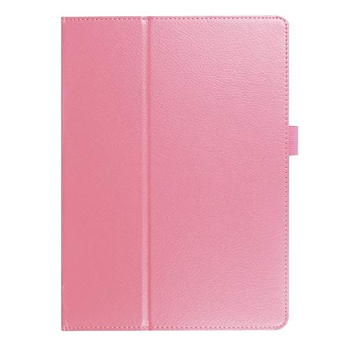 RZL PAD & TAB cases For Huawei MediaPad T3 8, Tablet Stand Cover PU Leather Flip Cover Case For Huawei MediaPad T3 8.0 KOB-L09 KOB-W09 (Color : Pink)