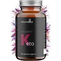MAGRIFIT KETO - Suplemento Keto Plus Para Dietas Quema Grasas Potente Y Rapido - Con Espirulina En Polvo - Pastillas Para Adelgazar Con Una Dieta Keto Quemagrasas - Dieta Cetogenica