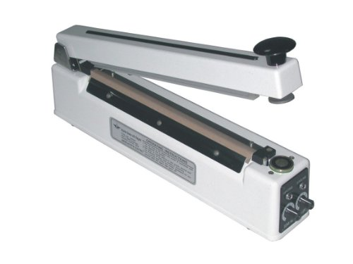 Sale!! AIE-405HIM 16 Handheld Heat - Impulse Bag Sealer w/ 5mm Seal & Holding Magnet