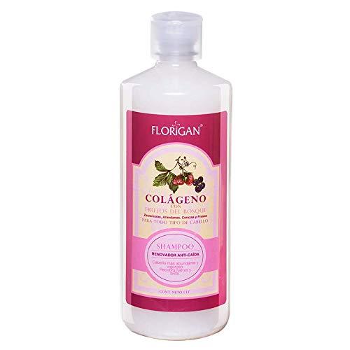 Anti-hair Loss Collagen Shampoo Florigan shipfree 1lt. 35% OFF
