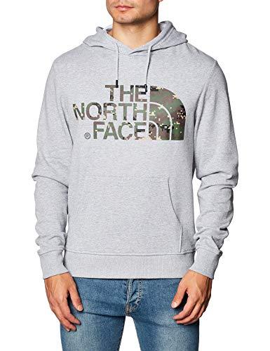 The North Face Standard Sudadera con Capucha Light Grey