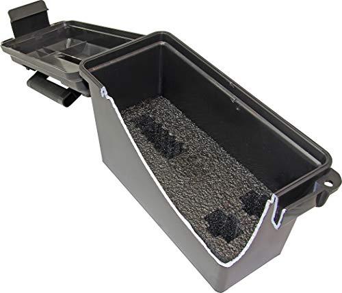 MTM Tactical Pistol Case Compact, Dark Gray (TPC1C)
