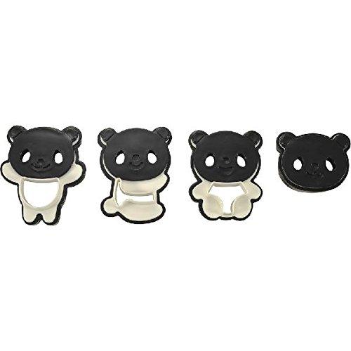 Panda cookies set A-76064 (japan import)