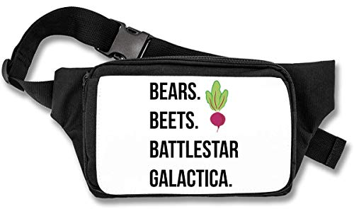 Bears Beets Battlestar Galactica heuptas