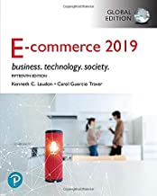 E-Commerce 2019: Business, Technology and Society, Global Edition