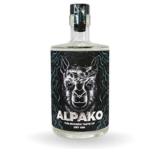 Alpako Gin 0,5-25 Botanicals - Modern Dry Gin 43% Vol.