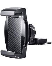 JIMISHA samochodowy uchwyt na telefon samochodowy uchwyt na telefon z przyklejaną podstawą uchwyt na telefon komórkowy samochodowy samoprzylepny uchwyt do telefonów 10 cm do 6,5 cala