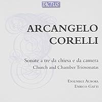 Corelli: Church and Chamber Trio Sonatas Op. I-IV by Enrico Gatti & Aurora Ensemble (2012-11-13)