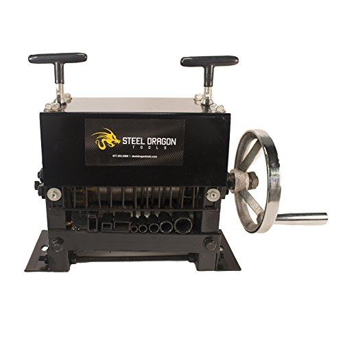 Steel Dragon Tools WRM33 Manual Wire Stripping Machine Strip Scrap Copper