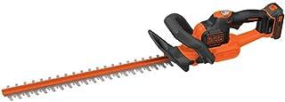 BLACK+DECKER LHT321FF 20V MAX Lithium POWERCOMMAND cortadora de seto con corte de electricidad, 22 pulgadas