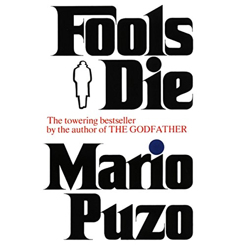 Fools Die audiobook cover art