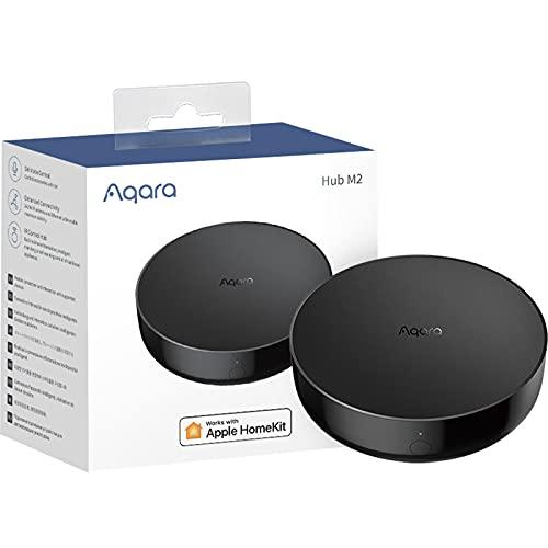 Aqara Smart Hub M2, Smart Home Bridge For Alarm System, IR Remote Control, Home Automation, Supports Alexa, Google Assistant, Apple HomeKit And IFTTT